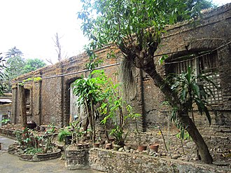 Pidigan, Abra - Image: Bringas House Ruins Pidigan