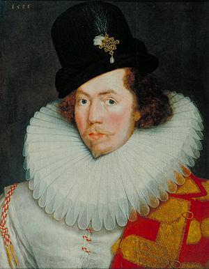 Henry Unton - Sir Henry Unton, 1586 (artist unknown)