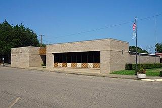 Broken Bow, Oklahoma City in Oklahoma, United States