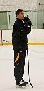 Bruce Cassidy Canadian ice hockey coach
