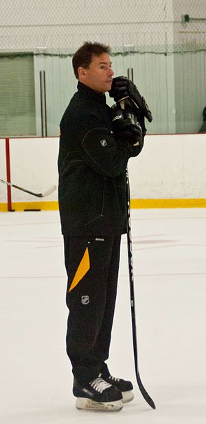 Bruce Cassidy - Image: Bruins Dev Camp 6952 (5920261176)