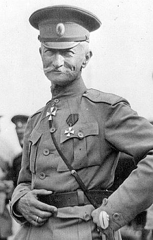 Aleksei Brusilov - Brusilov in 1917