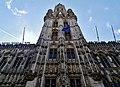 Bruxelles Grand-Place Hôtel de Ville Turm 3.jpg