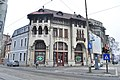 Bucharest - Str. Vasile Lascar 76, corner of Str. Maria Rosetti 01.jpg