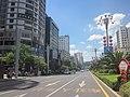 Buildings alongside the Shengjing Avenue, Panzhou, Guizhou, China4.jpg