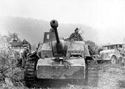 Bundesarchiv Bild 183-J28475, Ardennnenoffensive, Sturmgeschütz