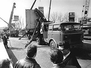 Sidelifter - Klaus designed Seitenlader in 1968