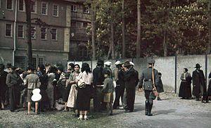 Anti-Romanyism - German Nazi deportation of Sinti and Roma from Asperg, 1940