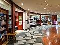 Bunkyodo Group Bookstore in Dentsu Building 2015.jpg
