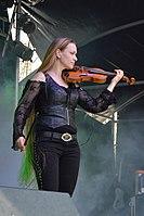 Burgfolk Festival 2013 - Ally the Fiddle 10.jpg