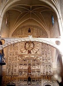 Burgos - San Nicolas 33 - Retablo Mayor.jpg