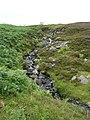 Burn flowing from Maud Loch - geograph.org.uk - 1427882.jpg