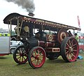 Burrell showman's locomotive, Nancy, Abergavenny.jpg