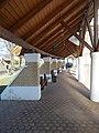 Bus station, platform 4, 2019 Mezőtúr.jpg