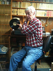 Bussard talking about 78s