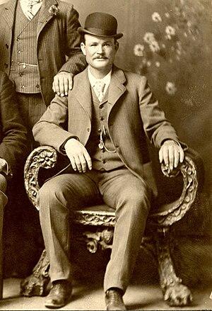 Butch Cassidy - Fort Worth, Texas, 1900