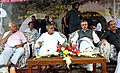 C.P. Joshi, the Union Minister for New and Renewable Energy, Dr. Farooq Abdullah, the Union Minister for Health and Family Welfare, Shri Ghulam Nabi Azad and the Chief Minister of Jammu and Kashmir.jpg