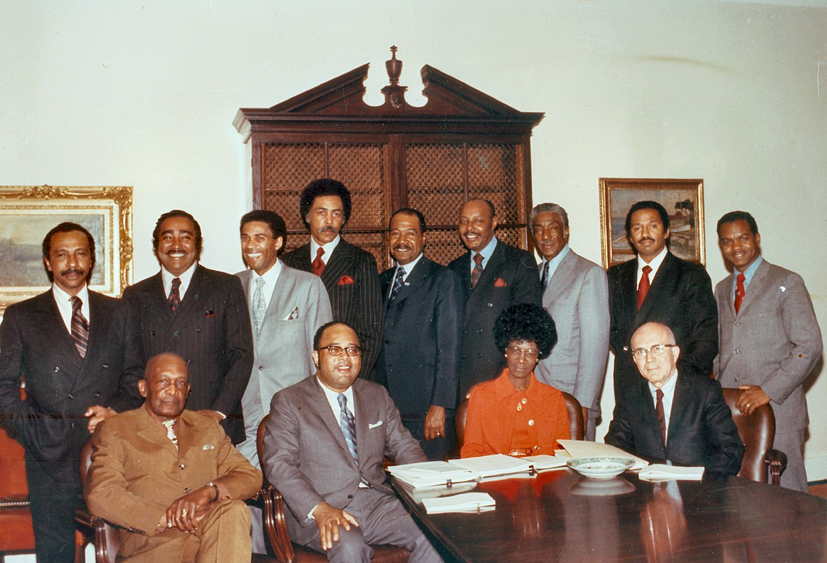 the congressional black caucus essay The congressional black caucus is a political organization made up of the  african-american members of the united states congress while race and party.
