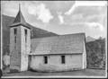 CH-NB - Disentis, Kapelle St. Agatha, vue partielle extérieure - Collection Max van Berchem - EAD-7030.tif