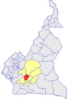 Lekié Department in Centre Province, Cameroon