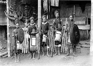 Ngada Regency - Ngada warriors.