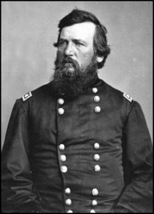 Charles R. Woods - Woods as a Union Army brevet major general