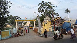 Cuddalore Place in Tamil Nadu, India
