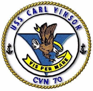 CVN-70 Seal