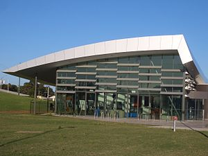 Canley Vale, New South Wales - Image: Cabramatta Leisure Centre 1