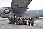 Cadets in front of C17.jpg