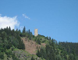 Burg Cagliatscha