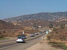 California State Route 67 - Wikipedia