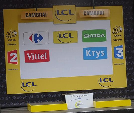 Cambrai - Tour de France, étape 4, 7 juillet 2015, arrivée (B02).JPG