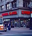 Camera World store at original location in 1985.jpg