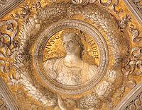 Musicartetv leggi argomento andrea mantegna for Oculo della camera degli sposi