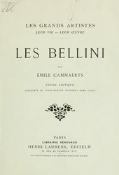 Émile Cammaerts: Les Bellini