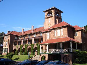 The Women's College, University of Sydney - The Women's College at the University of Sydney