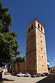 Campillo de Altobuey, Iglesia de San Andrés, torre.jpg