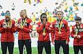 Canadá vence o Brasil no futebol feminino, na Rio 2016 (28807778890).jpg