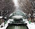 Canal Saint-Martin, 19 January 2013.jpg