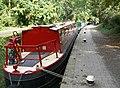 Canal moorings at Union Wharf - geograph.org.uk - 579747.jpg