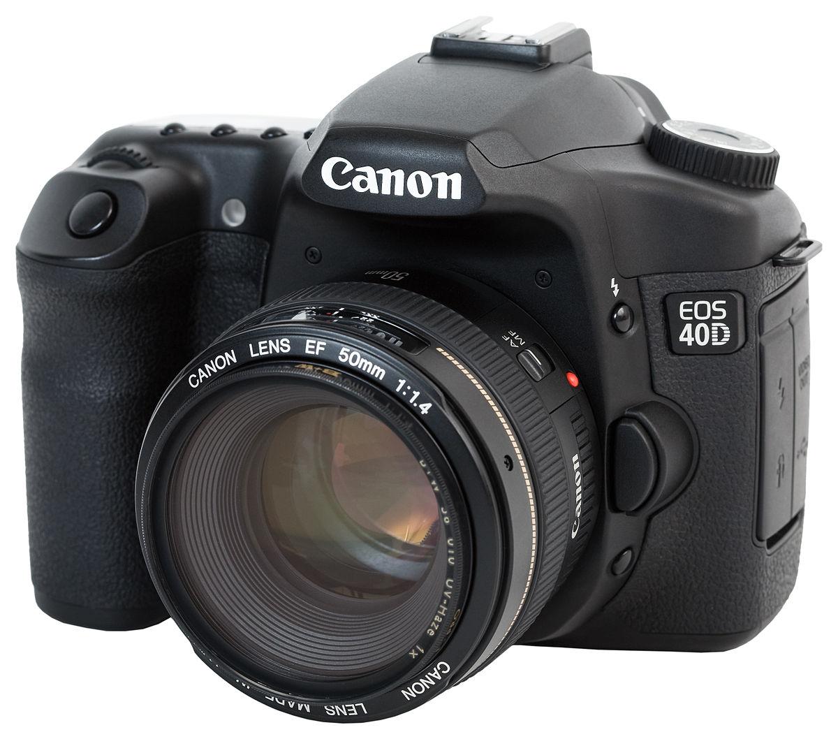 dcd2514df7c3 Canon EOS 40D - Wikipedia