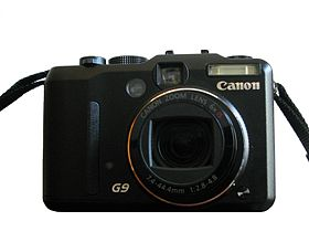 Image illustrative de l'article Canon PowerShot G9