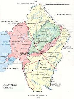Worksheet. Liberia canton  Wikipedia