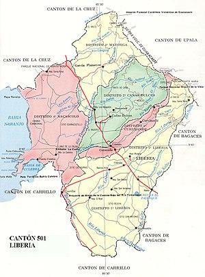 Liberia (canton) - Liberia Canton