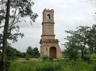 Karnal Metropolitan City in Haryana, India