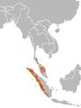 Capricornis sumatraensis MAP.png
