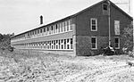 Caption- 1947. Denbigh, Virginia. Poultry house by Laurence Brunk. (8329639415).jpg