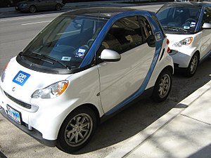 car2go world first: dedicated car sharing vehicles straight from the factory