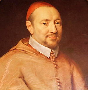 Oratory of Jesus - Cardinal Pierre de Bérulle, founder of the French Oratory